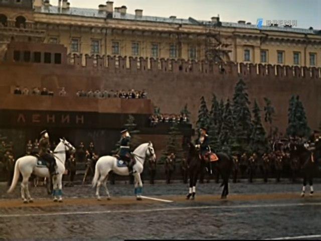 Парад Победы 1945 год.
