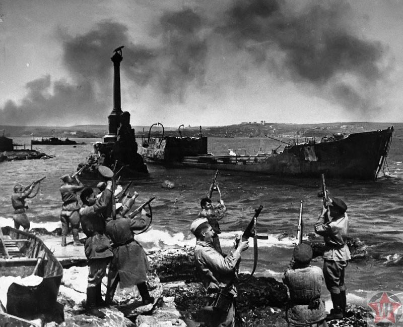 Освобождение Севастополя, 1944 год