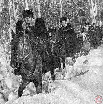 Подвиг кубанских казаков 19 ноября 1941 года