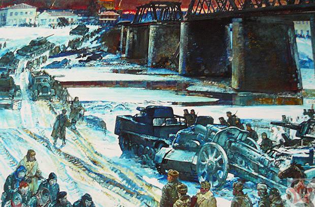 Елец 9 декабря 1941 года