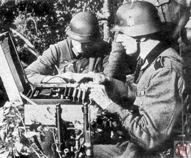 Разведчики во время Второй мировой