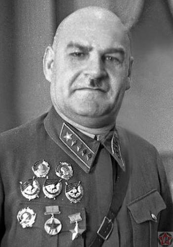 Маршал Советского Союза Кулик Григорий Иванович