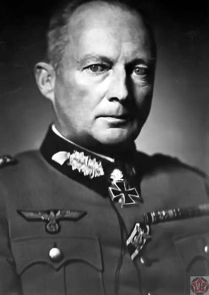 Генерал-фельдмаршал фон Клюге