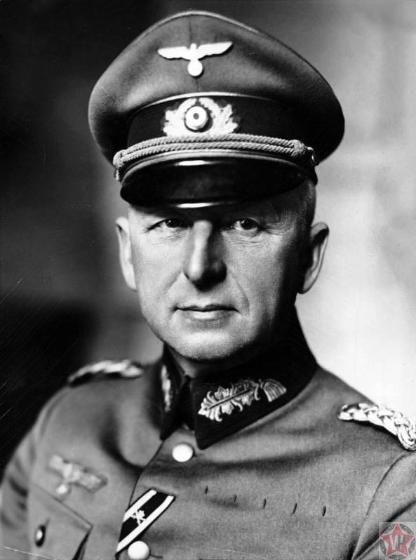 Генерал-фельдмаршал Манштейн