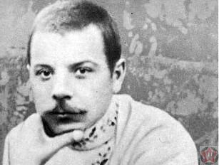 Климент Ворошилов в молодости