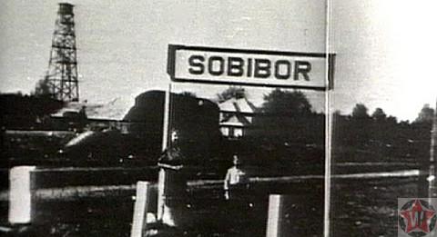 Концлагерь Собибор