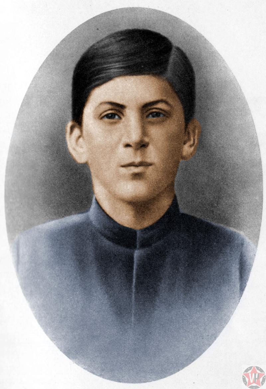 Сталин в детстве