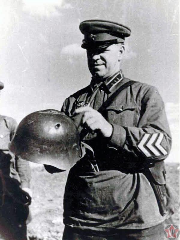 Жуков в боях на Халхин-Голе