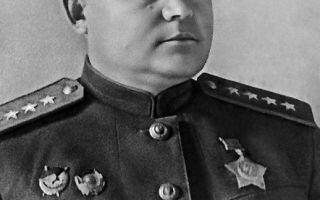 Н.Ф. Ватутин — «генерал наступления»
