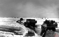 Дорога жизни блокадного Ленинграда: история создания, роль в обороне Ленинграда