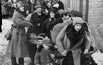 Собибор: лагерь смерти для уничтожения евреев в Польше