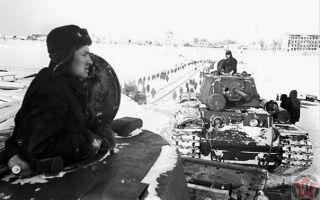 Калининская наступательная операция и её значение в контексте Великой Отечественной войны