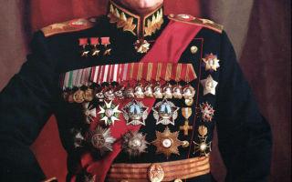 Жуков Георгий Константинович – маршал Победы