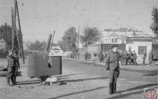 Оборона Киева 1941 год: предпосылки, ход битвы, последствия