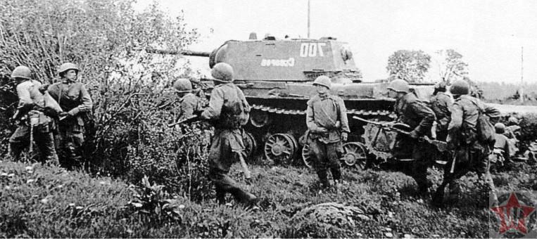 Танковая бригада. Барвенковский плацдарм.