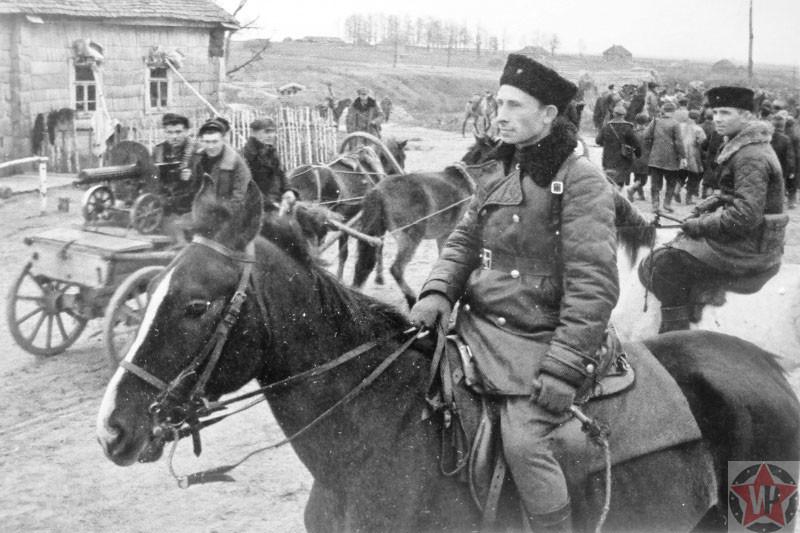 Боевая группа, Брянская область 1943 год