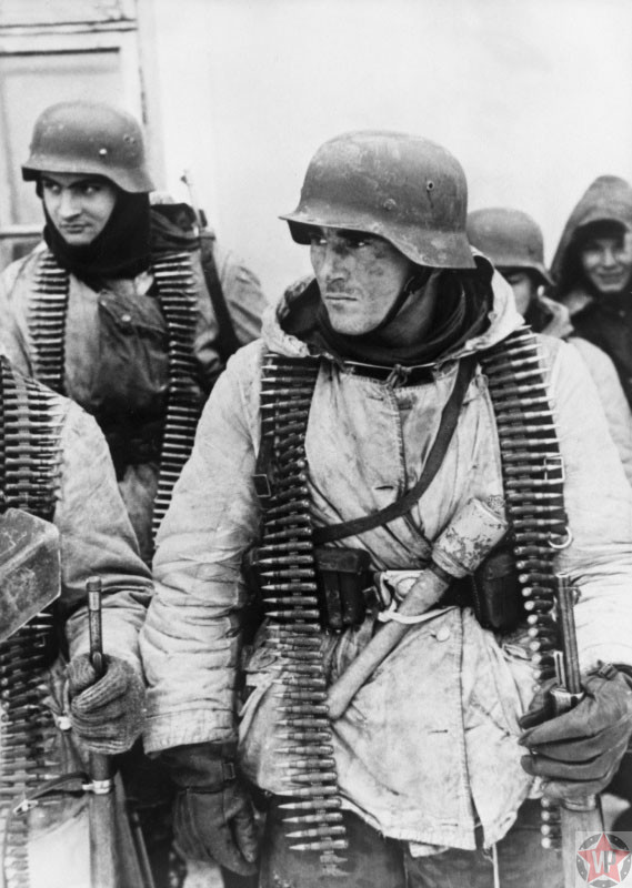 Солдаты Вермахта, фото 1941 год
