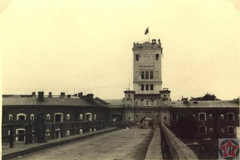 Тереспольские ворота, Брестская крепость