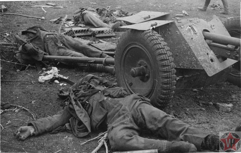 Погибшие в Харьковской операции 1942 года