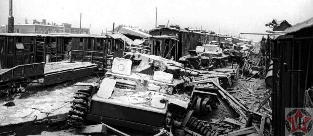 Танковые группы в Можайско-Малоярославецкой операции