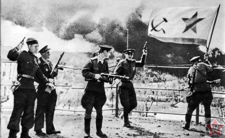 Освобождение Крыма - 1944 год