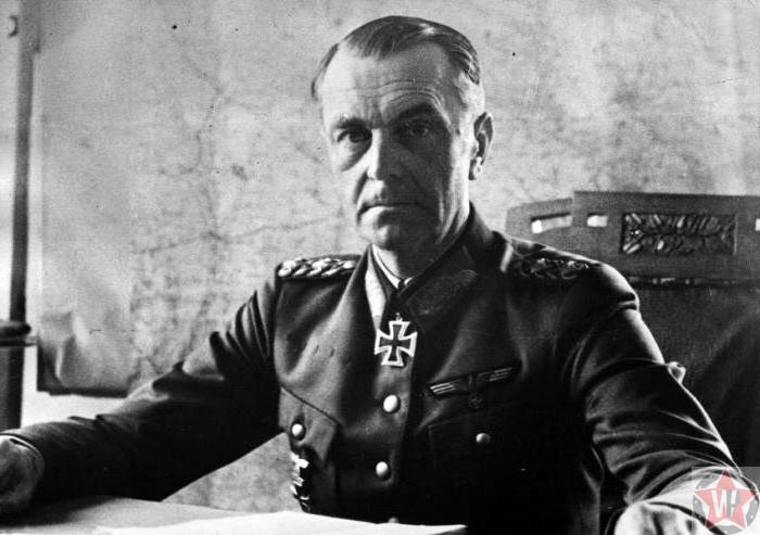 Немецкий военачальник Фридрих Паулюс