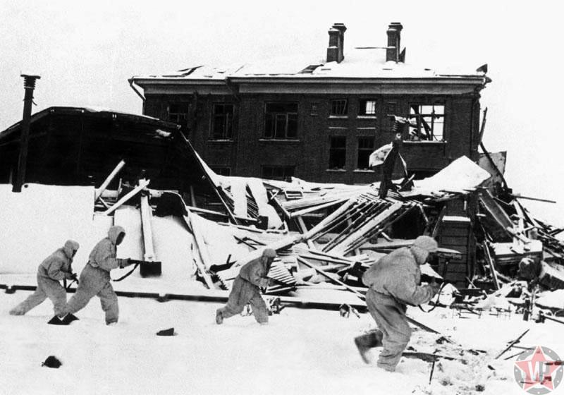 Оборона Наро-Фоминска 1941 год