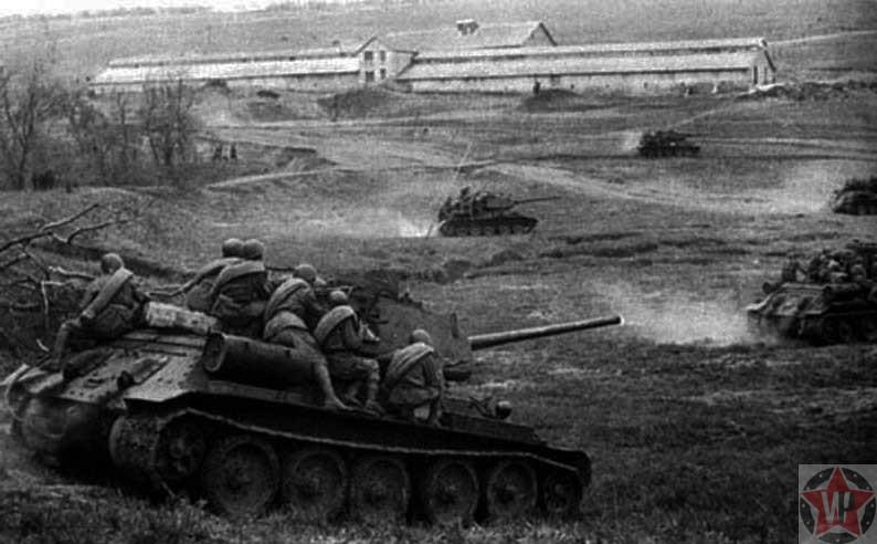 Освобождение города Чернигов
