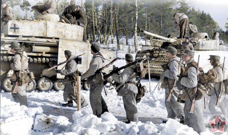 Зима 1943-1944 гг.