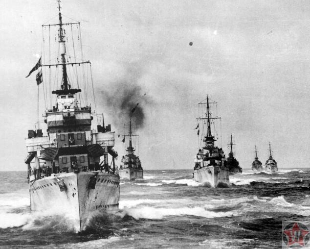 «Дервиш» 1941