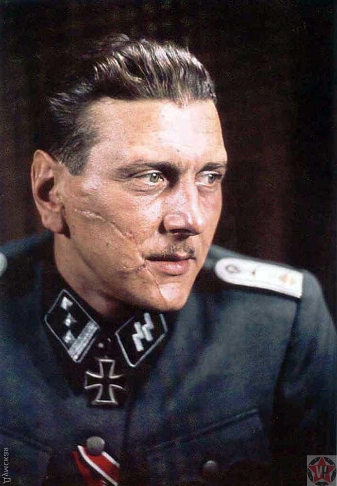 Гитлеровская машина шпионажа - Отто Скорцени