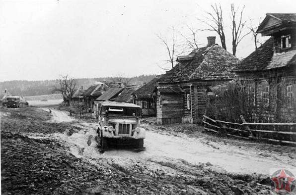 Трудные дороги Советского Союза