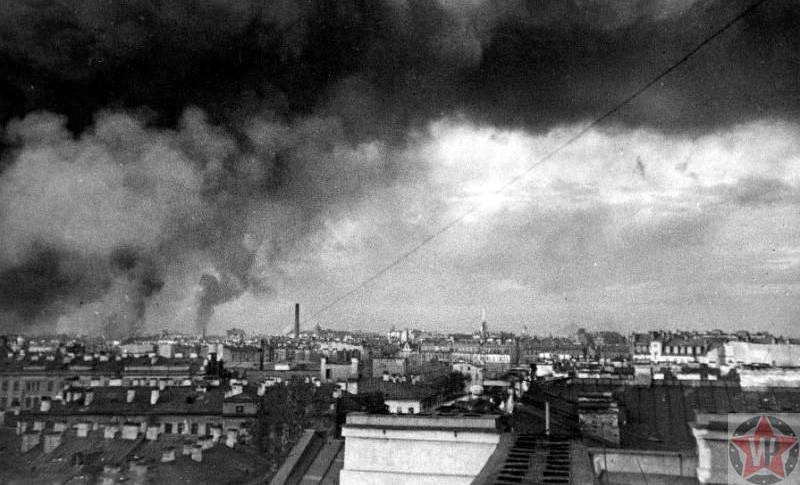 Обстрелы Ленинграда