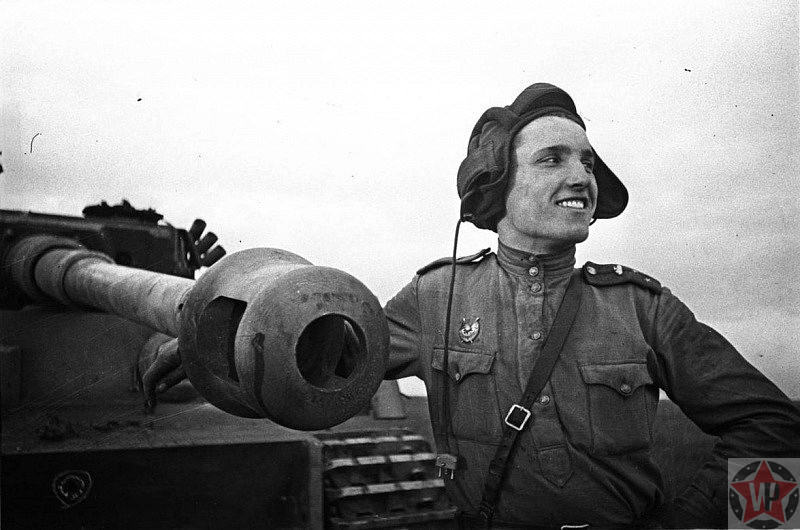Курская дуга. Танкист-истребитель танков Иван Шевцов
