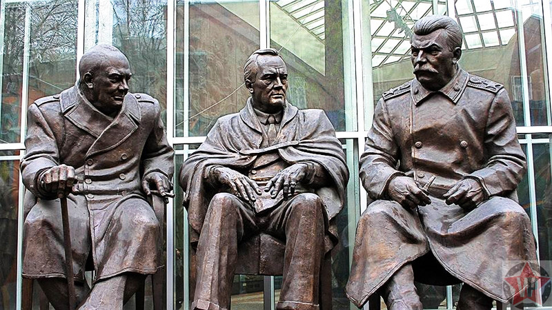10-тоная скульптура Зураба Церетели