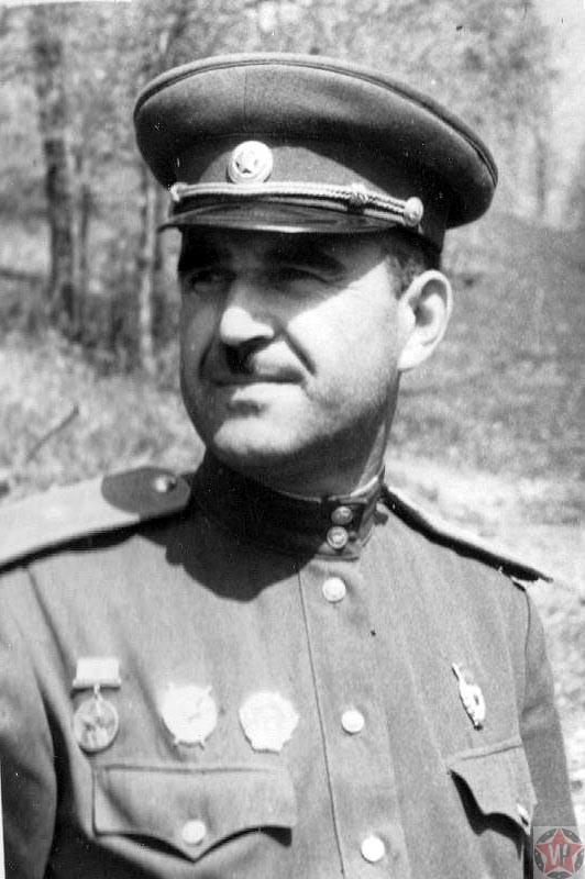 Иван Ильич Людников