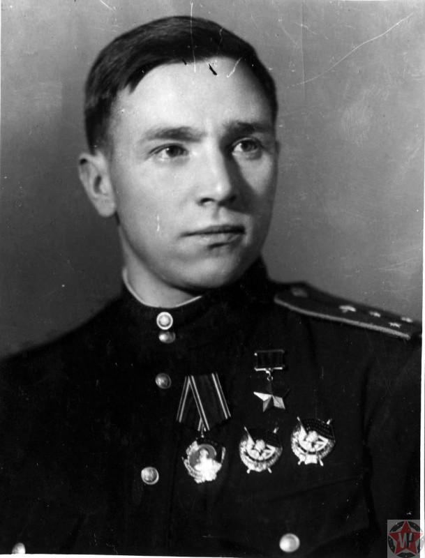 Герой Советского Союза - Николай Кочетков
