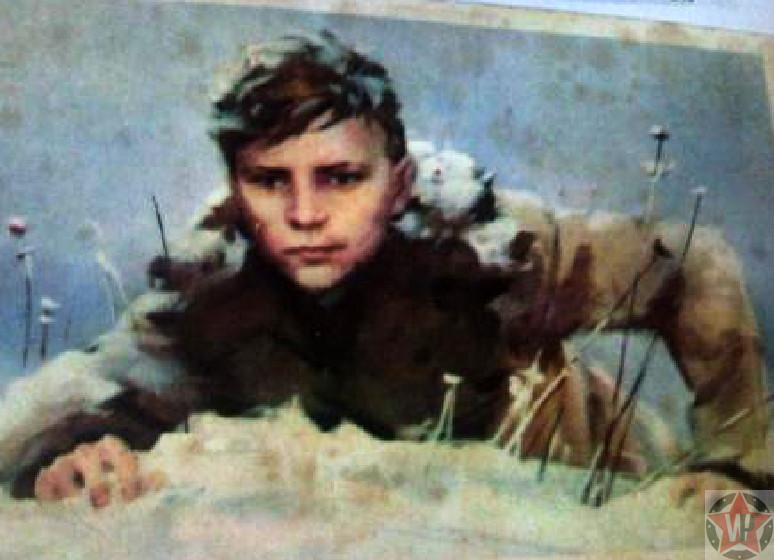 Иван Федоров - четырнадцатилетний герой