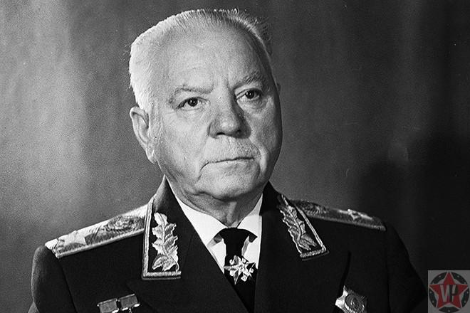 Климент Ворошилов в последние годы