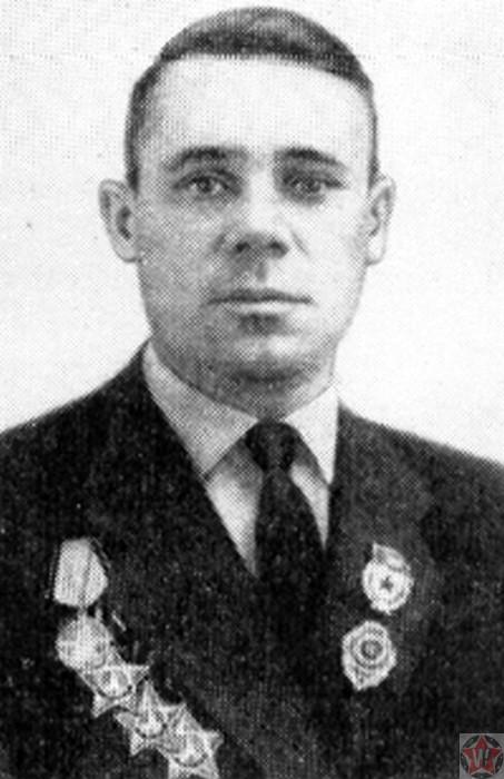 Дмитрий Романович Овчаренко