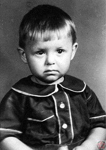 Рокоссовский в детстве