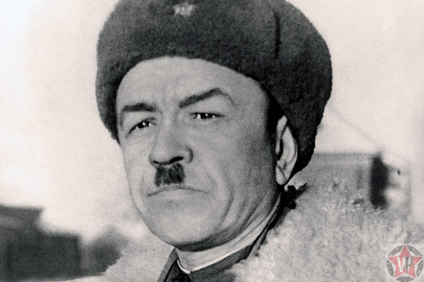 генерал-майор И. В. Панфилов