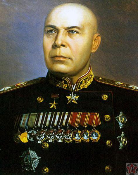 Маршал Семён Константинович Тимошенко