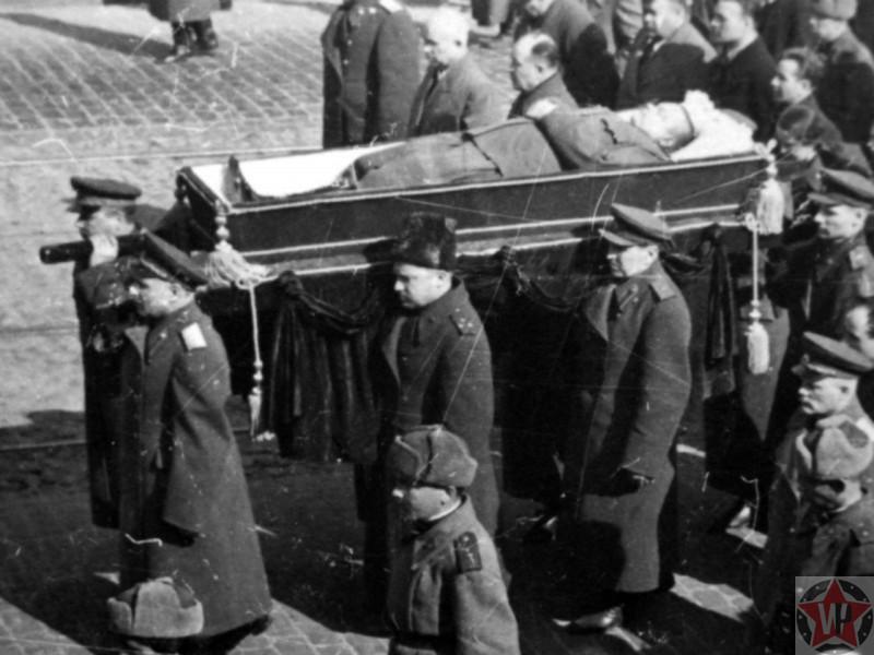 Похороны генерала армии Н.Ф. Ватутина