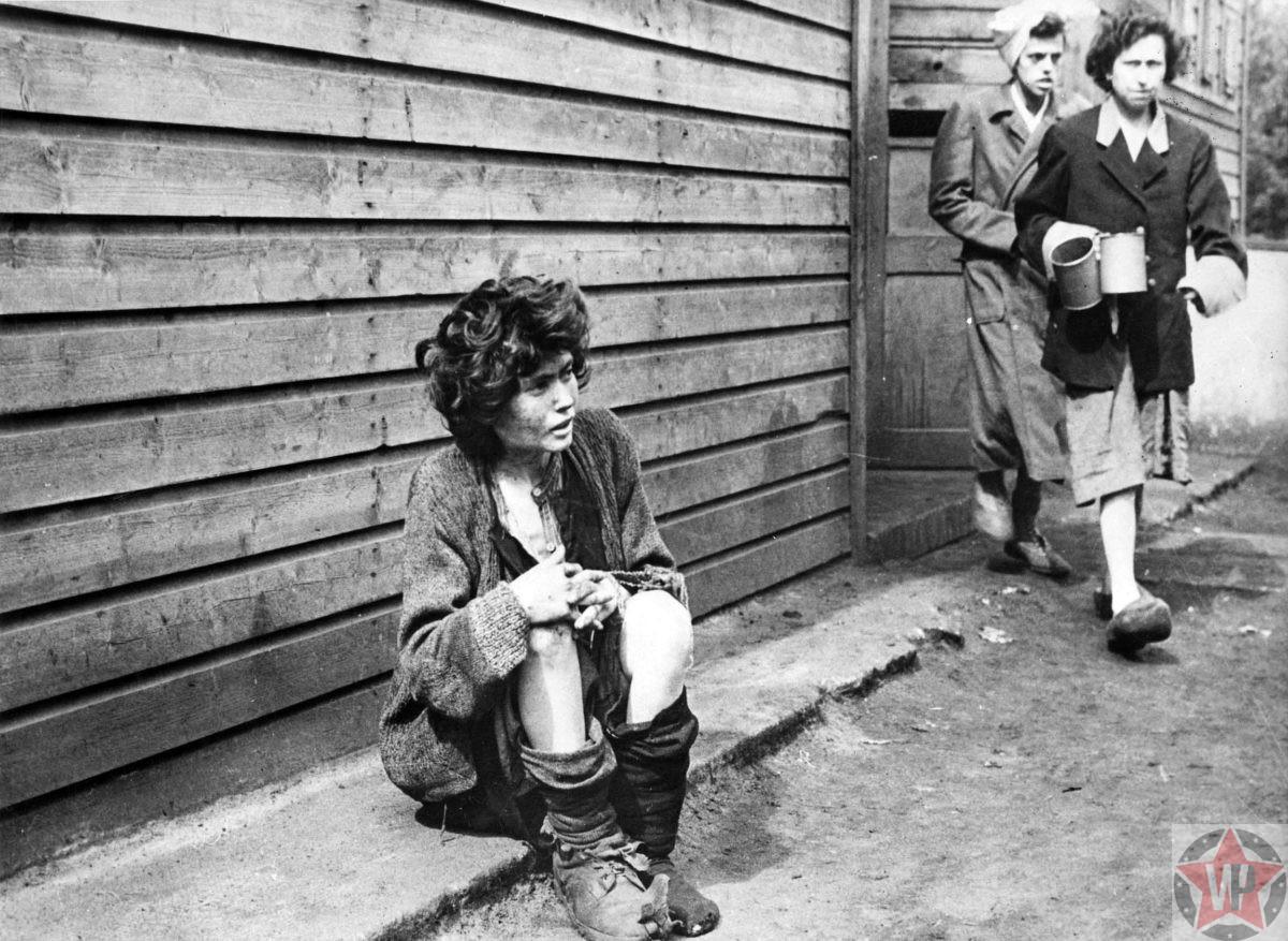 Бордель в концентрационном лагере